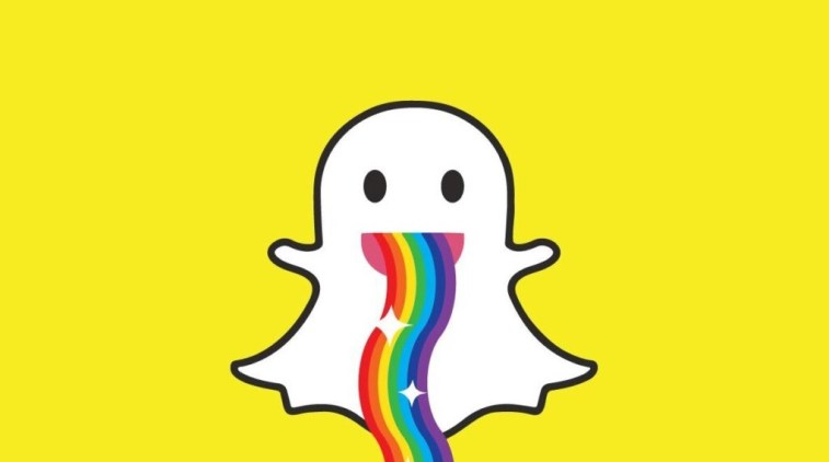 Snapchat message pending