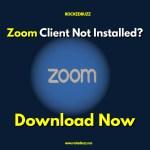 Zoom mac Download Now