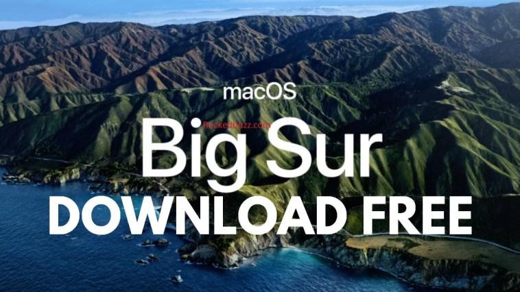 Download macOS Big Sur