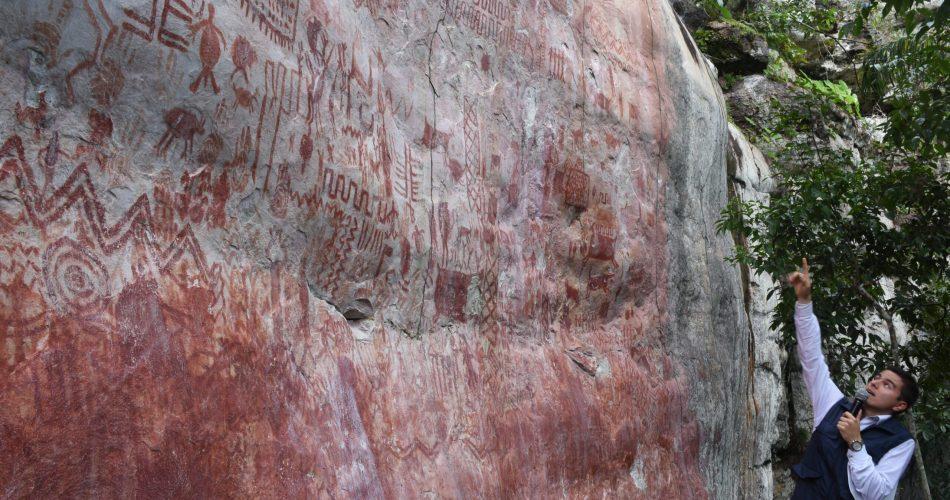 Prehistoric Rock Artwork