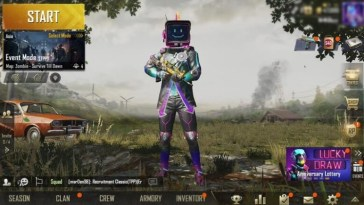 PUBG Mobile Free Accounts throughout December 2020