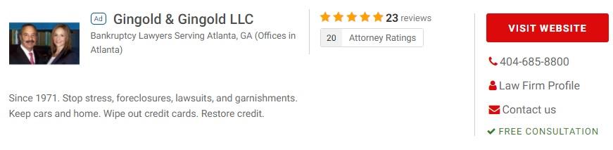 Gingold & Gingold LLC