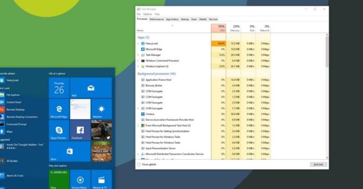 Windows 10 Task Manager 3