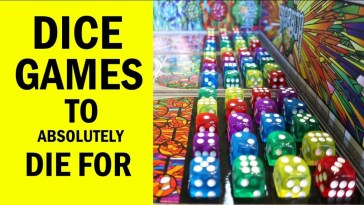 which of these board games uses exactly one die monopoly yahtzee sorry or trouble