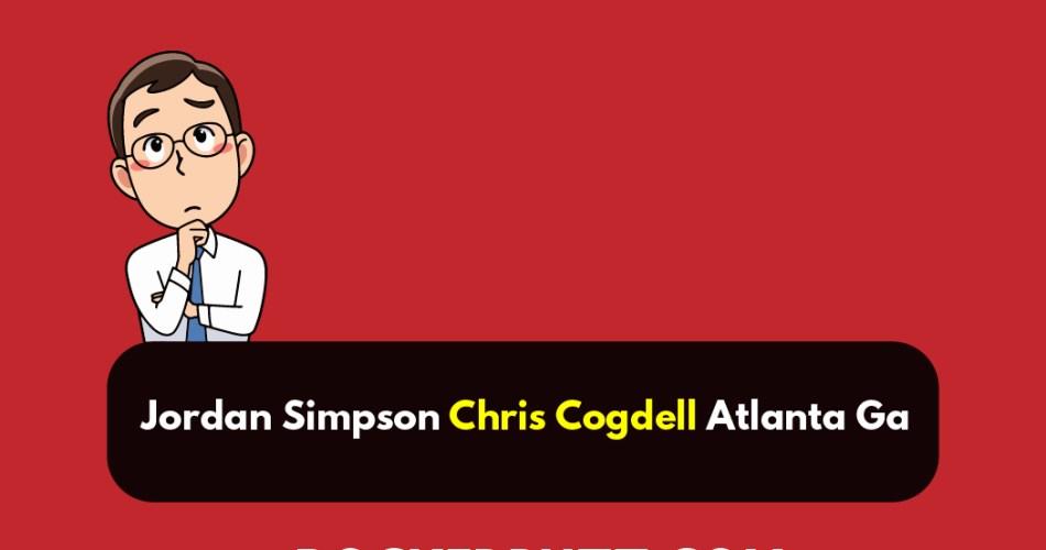 Jordan Simpson Chris Cogdell Atlanta Ga RB