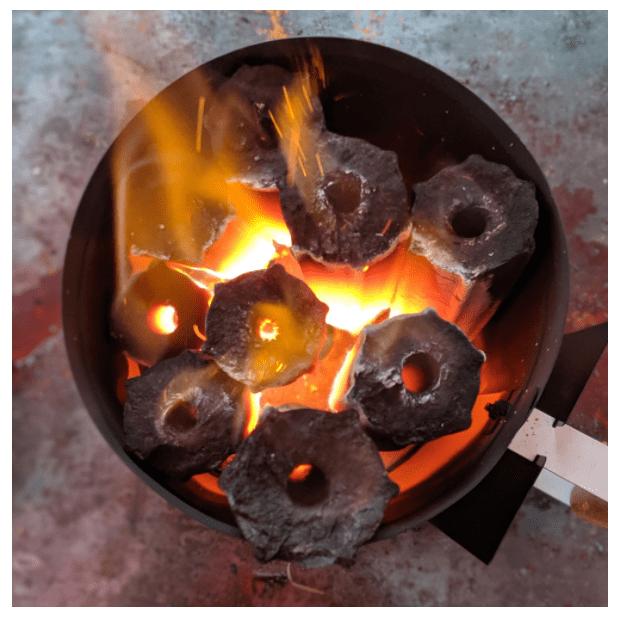 Prime 6 charcoal premium sustainable 9lb reviews