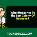 What happened to the roanoke colony