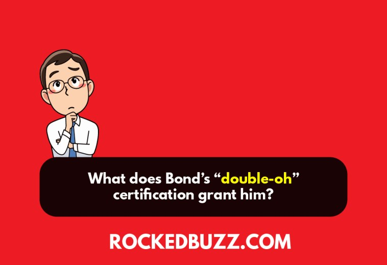 What does Bonds double oh certification grant him RB