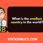 What is the smallest country in the world?