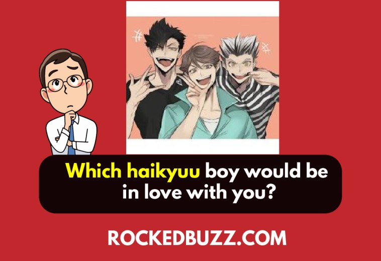 which haikyuu boy would be in love with you