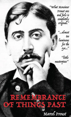 Marcel Proust famously wrote about what dessert