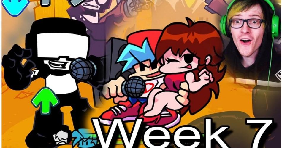 Week 7 FNF Download Free to Play