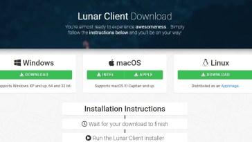 Lunar Client Download Register, Store, Mcpe, Safe, Login, Mods, Free, Discord!