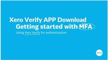 Xero Verify APP Download