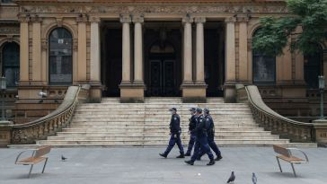 covid-19:-in-australia,-soldiers-deployed-to-ensure-compliance-with-containment-in-sydney