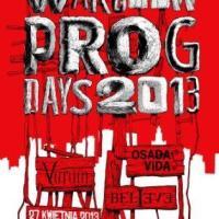 Warsaw Prog Days 2013 już za tydzień