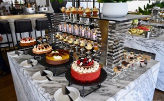 Hyatt Regency Dubai Brunch