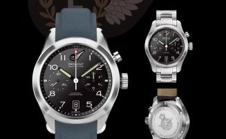 Bremont RAF FE watch