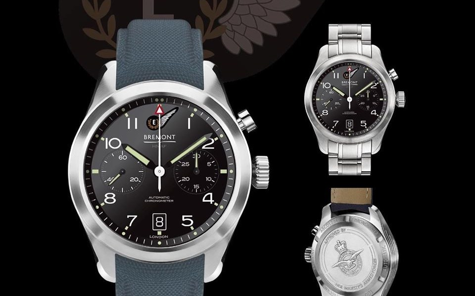 Bremont RAF FE watch