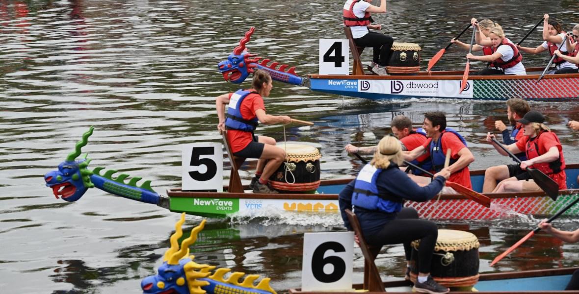 Dragon Boat Festival Newark