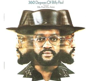 """一曲歌王"" Billy Paul 辭世"