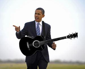 """歐巴馬 宣告  6 月是 """"美國黑人音樂賞析月"""""""