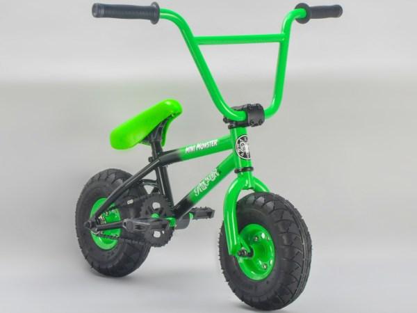 *GENUINE ROCKER* - MINI MONSTER iROK+ BMX RKR Mini BMX ...