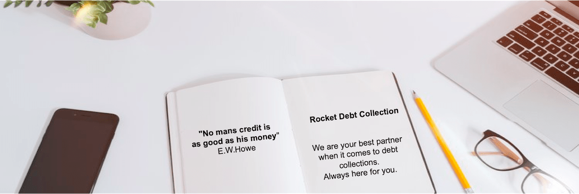 We are your best partner when it comes to debts collection.