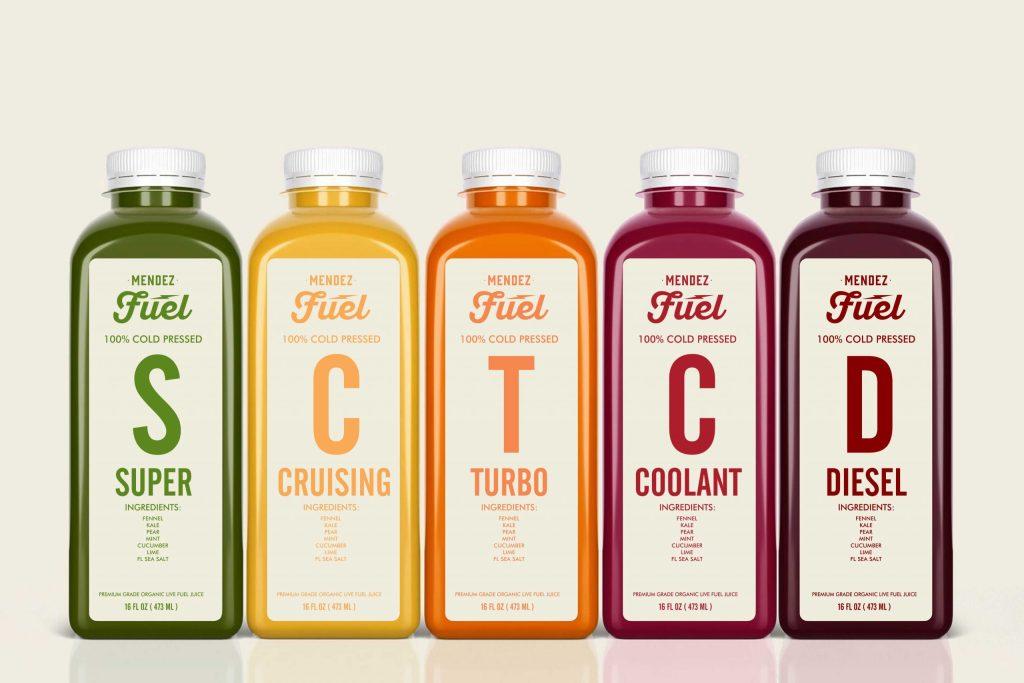 fuel juice