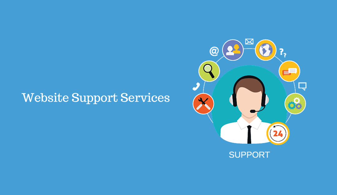 Why Your Business Needs Website Support Services