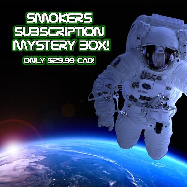 SMOKERS SUBSCRIPTION BOX