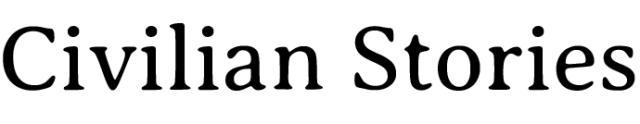 Civilian Stories Logo