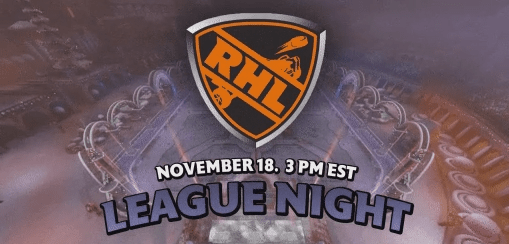 RHL League Night