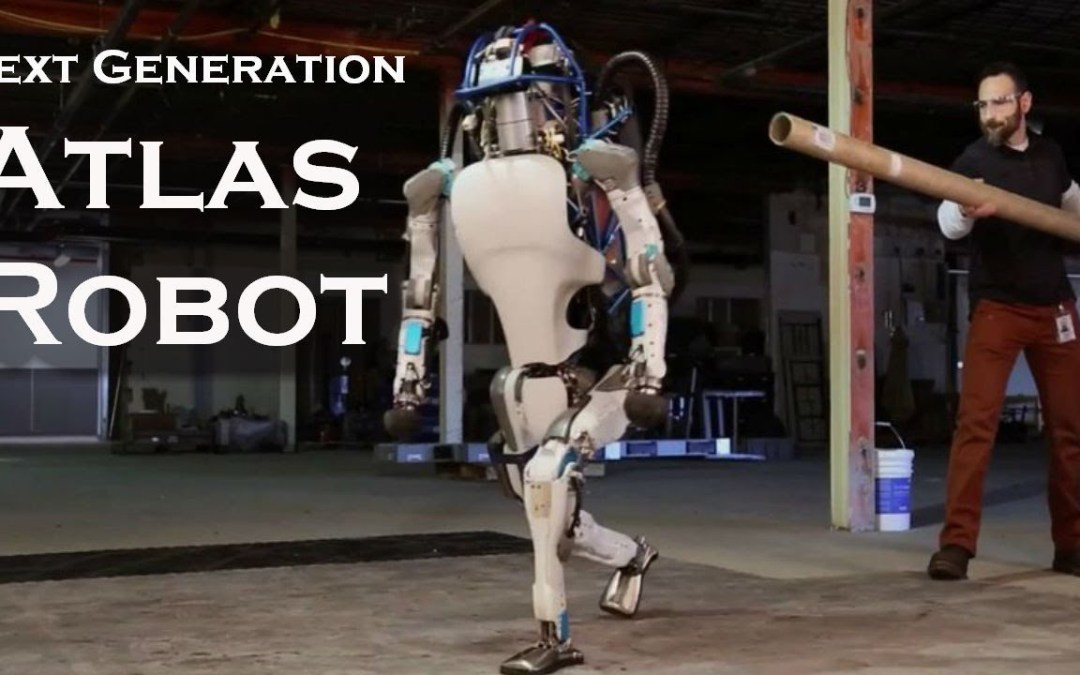 Dive into the uncanny valley with Boston Dynamics' newest bipedal robot  | Ars Technica