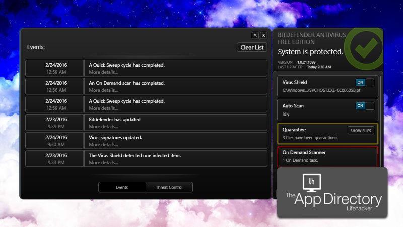 The Best Antivirus App for Windows