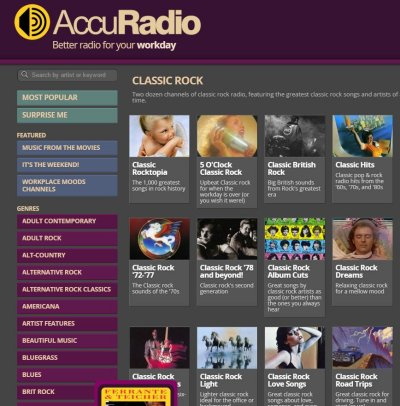 600 Free Online Streaming Music Channels