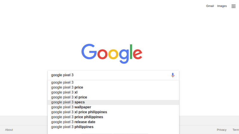 Utilizing search suggestions