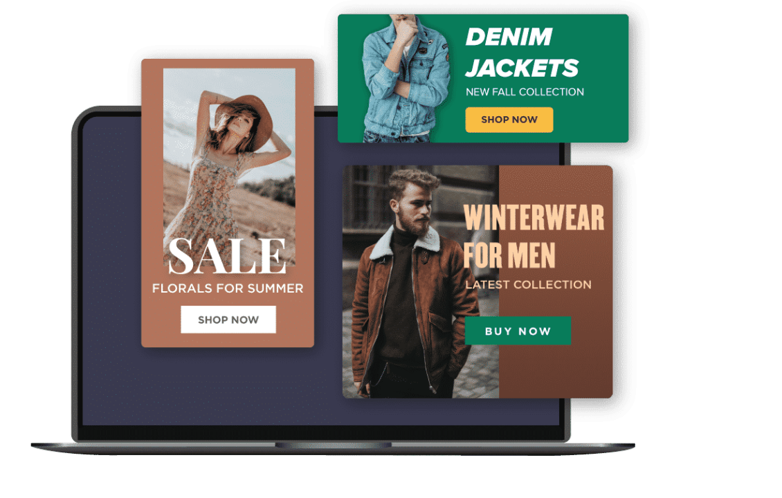 Personalization of banner
