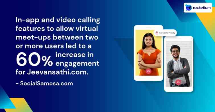 In-app-and-video-calling-features-to-allow-virtual-meet-ups
