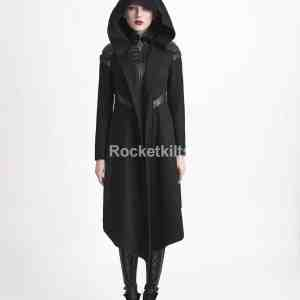 back,ladies red coat,womens gothic trench coat,gothic coats plus size,dark red coat