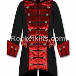 velvet jacket,velvet gothic jacket,mens gothic velvet jacket