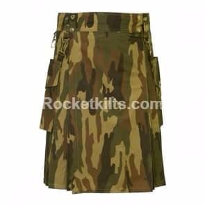camouflage kilt,camouflage kilts,camouflage kilts for sale,camo kilts for men,camo utility kilt,multicam kilt