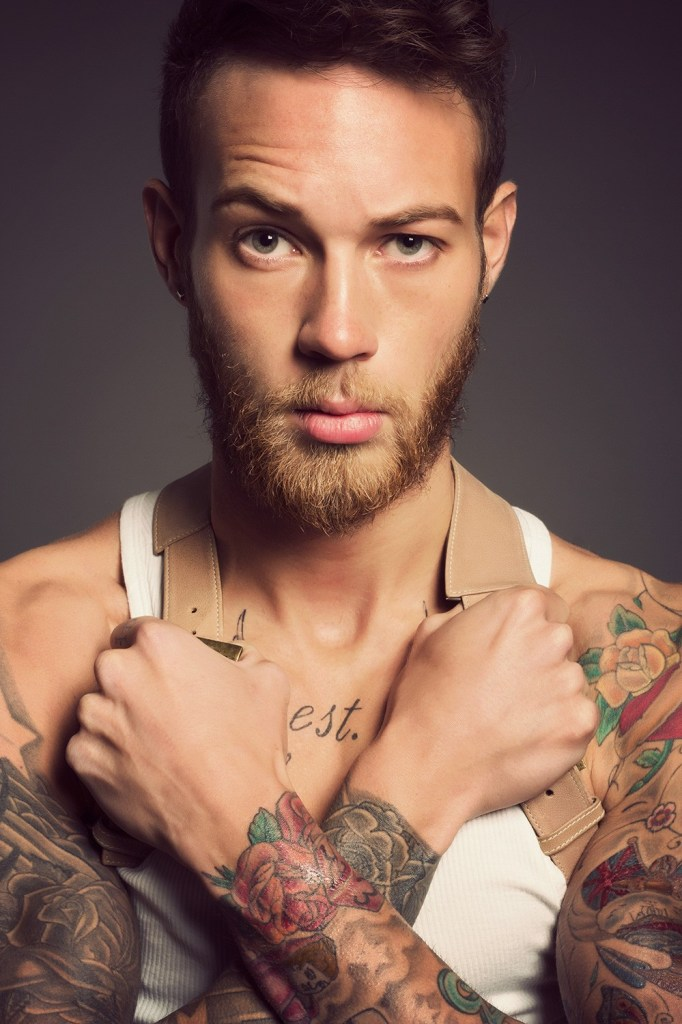 Billy Huxley by Maciek 2