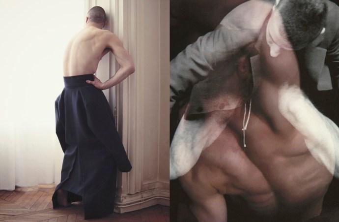 Arnaud Boursain by Damien Blottiere | Crush