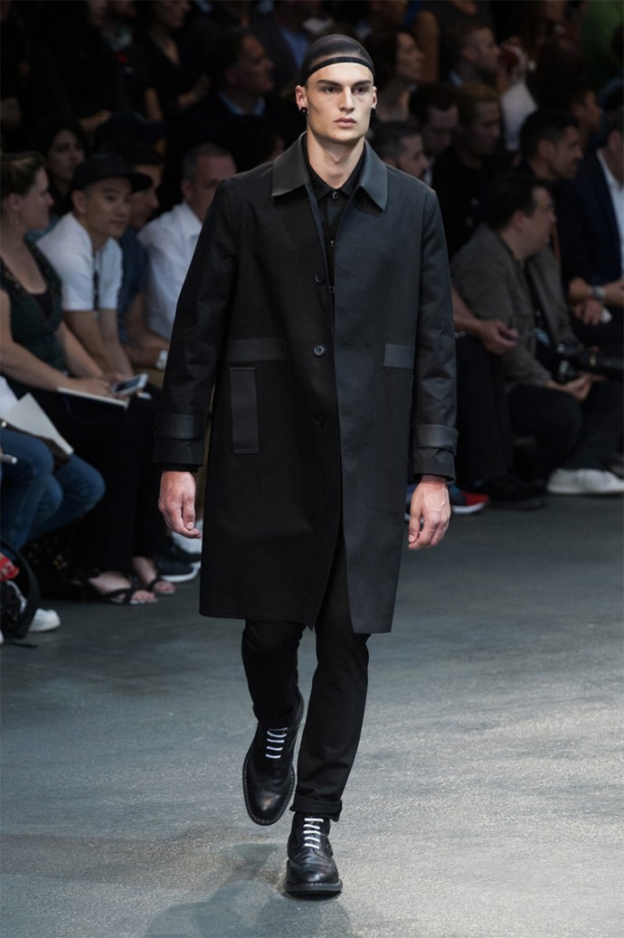coat givenchy spring summer 2015