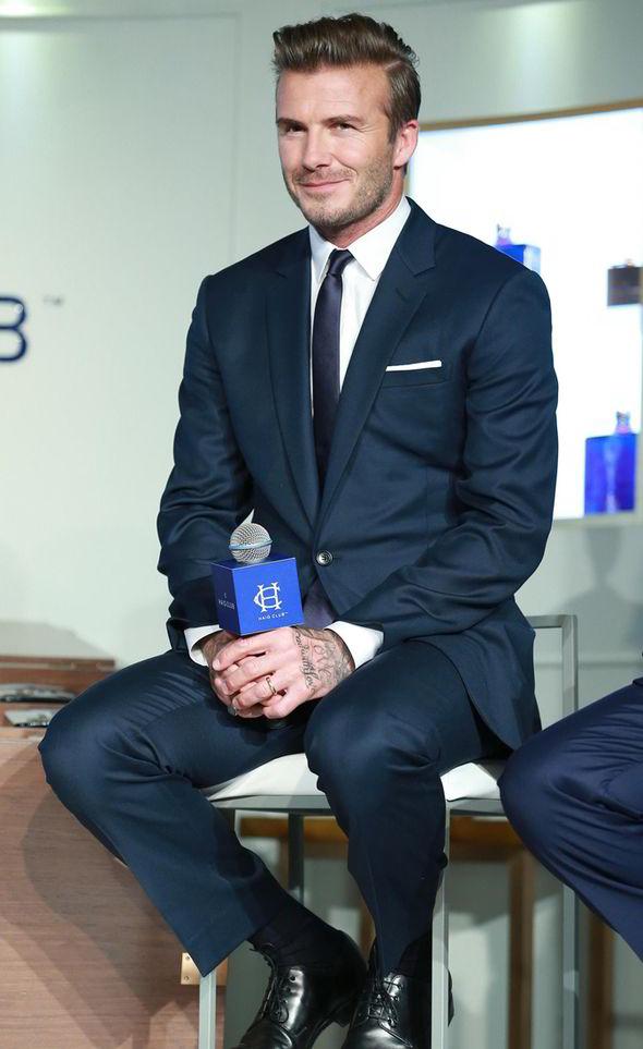 David-Beckham-Shanghai china 6 november