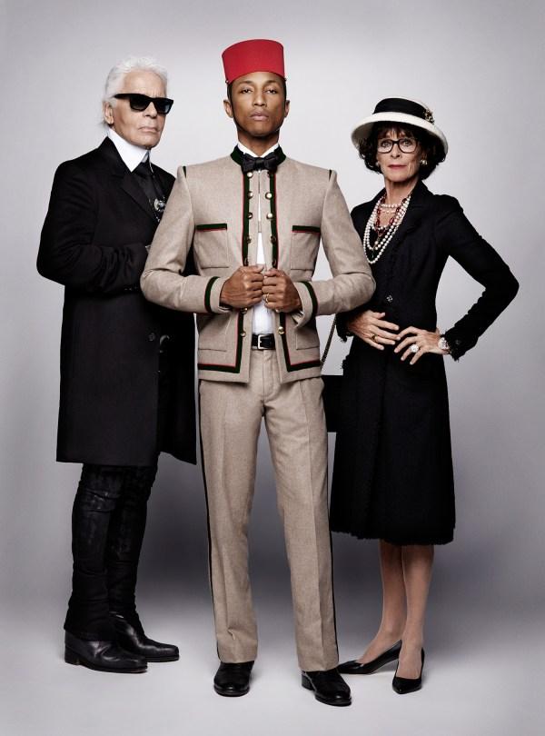 Film Reincarnation Chanel Pharrell Williams