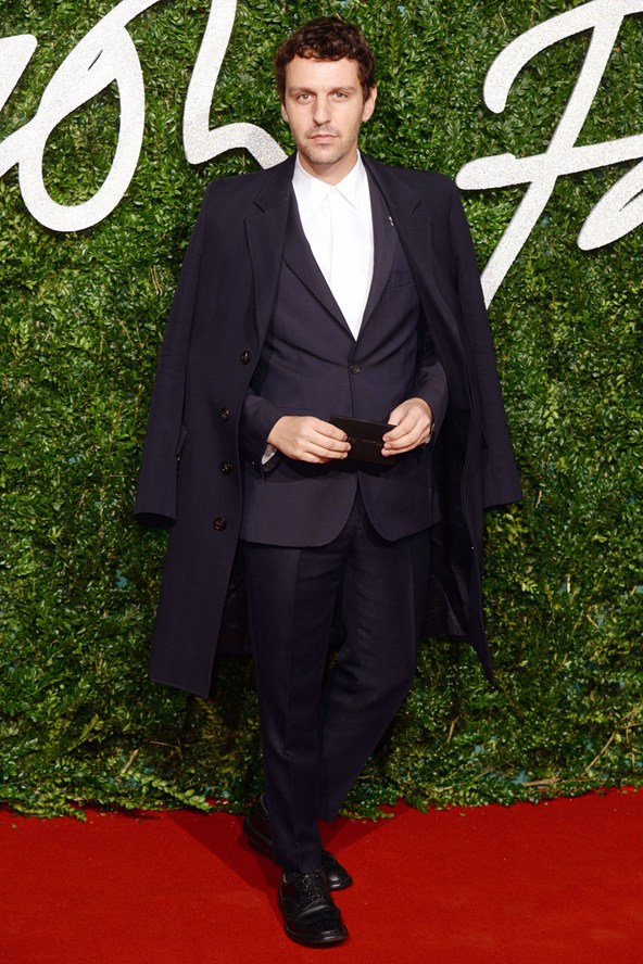 Marios Schwab British Fashion Awards 2014