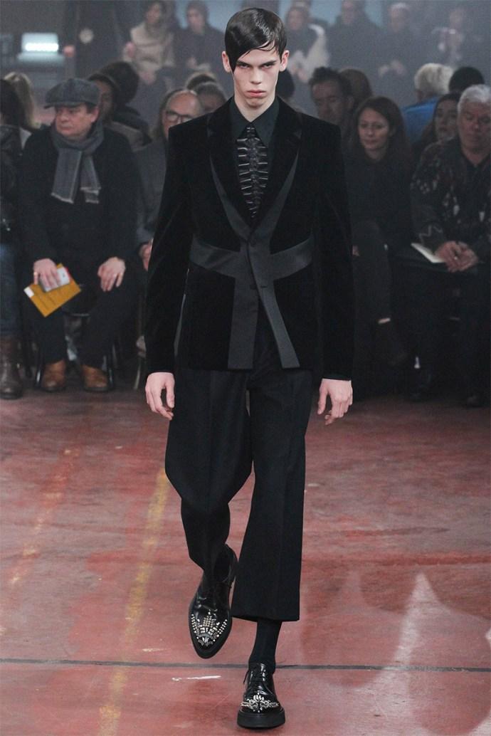 Alexander McQueen Otoño Invierno 2015 30