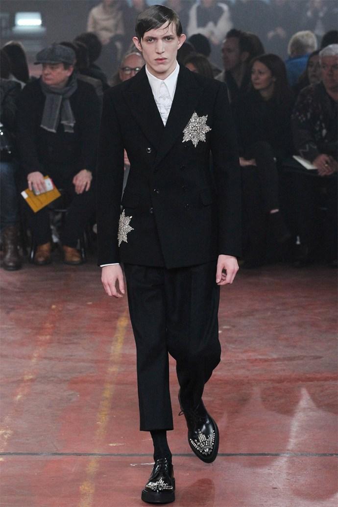 Alexander McQueen Otoño Invierno 2015 32